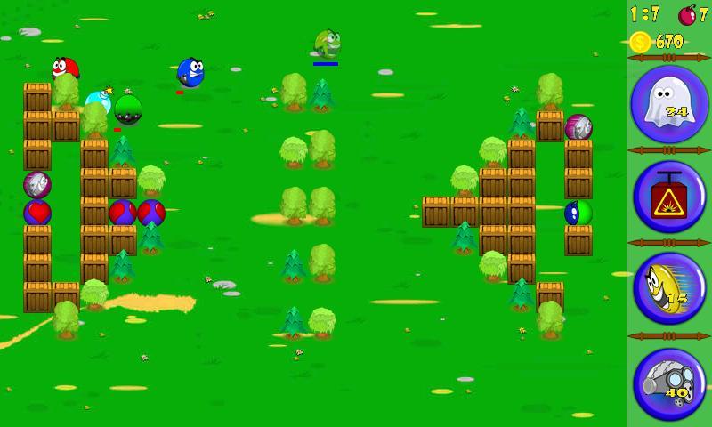 لعبة زرع القنابل للكمبيوتر