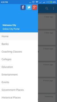 Mehsana City apk screenshot