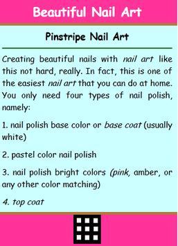 Beautiful Nail Art screenshot 1