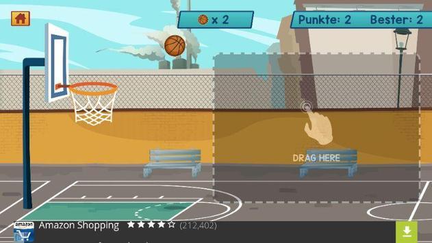 Basketballer Jam screenshot 1