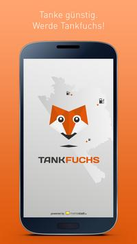 Tankfuchs - günstig Tanken poster