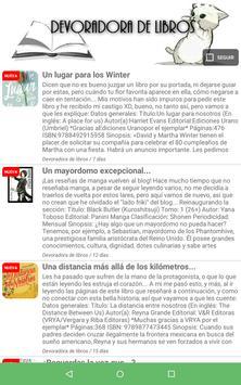 Bitacora News - Los mejores blogs a un click screenshot 14