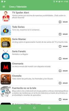 Bitacora News - Los mejores blogs a un click screenshot 13