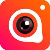 PlusMe – Share your lives with beauty camera! أيقونة