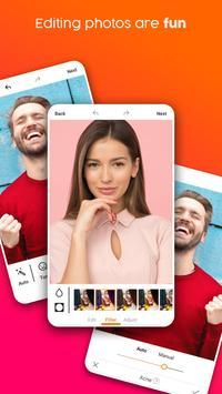 PlusMe – Share your lives with beauty camera! apk تصوير الشاشة