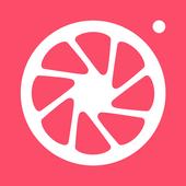 柚子相机 图标