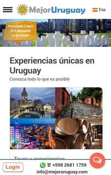 Mejor Uruguay Turismo poster