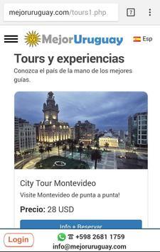 Mejor Uruguay Turismo screenshot 1