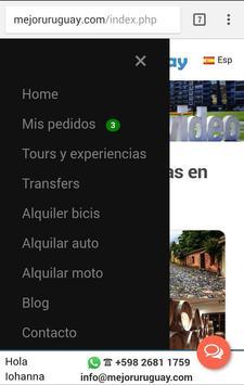 Mejor Uruguay Turismo screenshot 4