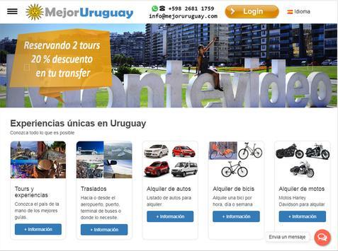 Mejor Uruguay Turismo screenshot 5