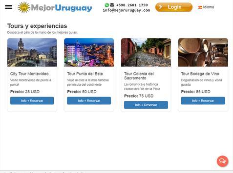 Mejor Uruguay Turismo screenshot 7