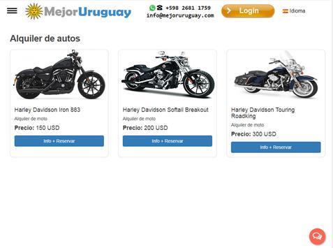Mejor Uruguay Turismo screenshot 8