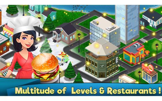 烹饪游戏餐厅汉堡热潮披萨寿司 截图 8