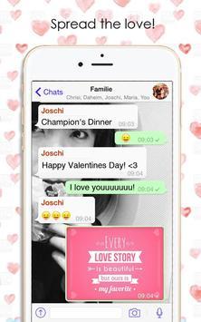 Cute Valentines Day Cards apk screenshot