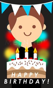 Happy Birthday Camera apk screenshot
