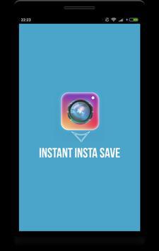 Instant Insta Saver poster