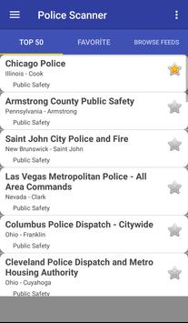 Police Scanner screenshot 5