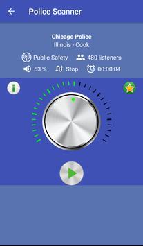 Police Scanner screenshot 8