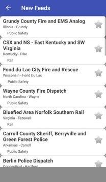 Police Scanner screenshot 3