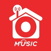 IndiHome Music icon