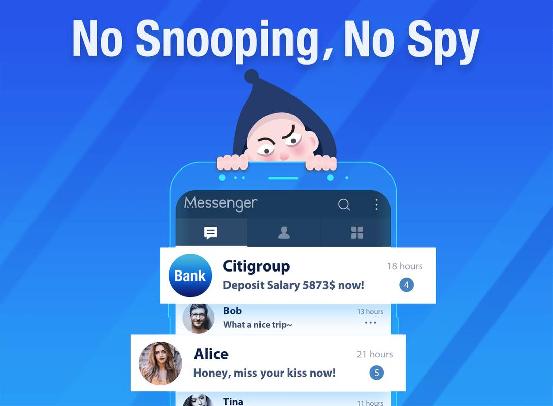 Privacy Messenger Secured Free Text Sms Emoji Apk