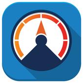 Internet Speed Test Pro - Free Speed Test App icon