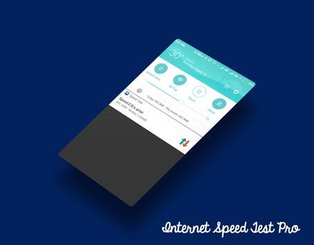 Internet Speed Test Pro - Free Speed Test App screenshot 3