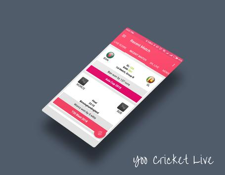Yoo Cricket screenshot 4