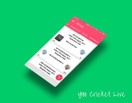 Yoo Cricket screenshot 5