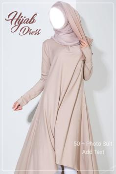 Hijab Dress Photo Editor apk screenshot