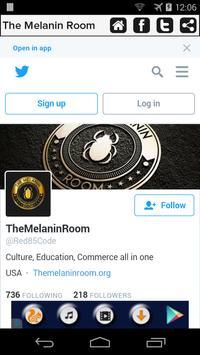 The Melanin Room apk screenshot