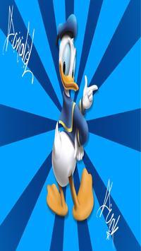 Best Donald Duck Wallpaper poster