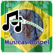 Músicas Letras Gospel icon