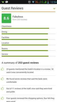 Melbourne Hotels Comparison screenshot 4