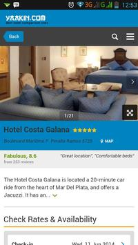 Melbourne Hotels Comparison screenshot 1