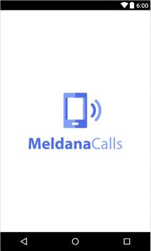 MeldanaCalls poster