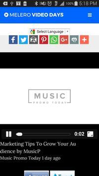 Melero Video apk screenshot