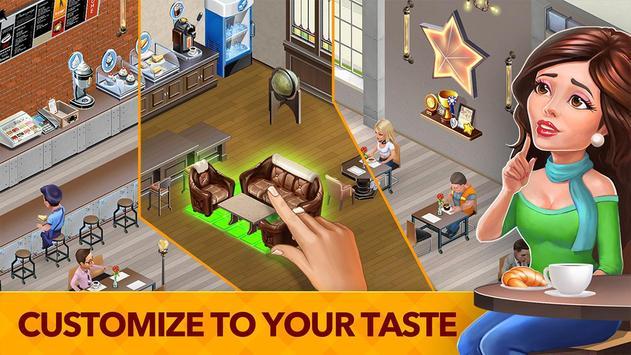 我的咖啡厅 - 世界餐厅游戏 截圖 15
