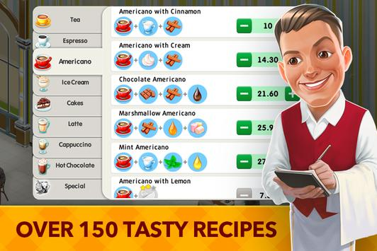 My Cafe: Recipes & Stories - World Cooking Game apk screenshot