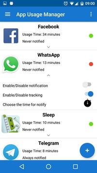 Prometheus - App Usage Detox apk screenshot