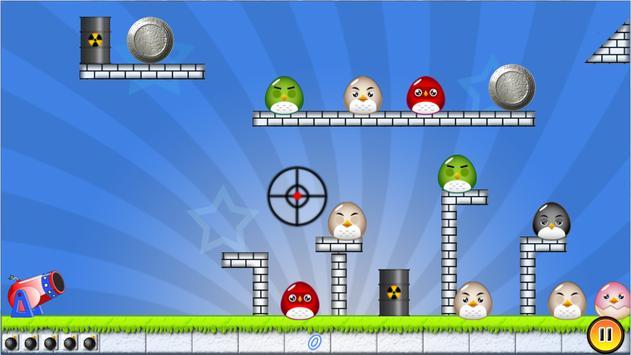 Birds Challenge apk screenshot