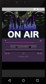 Radio For Cadena 100 España apk screenshot