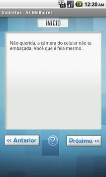 Indiretas - As Melhores apk screenshot