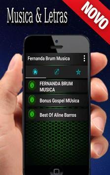 Fernanda Brum Musica Gospel 2018 poster