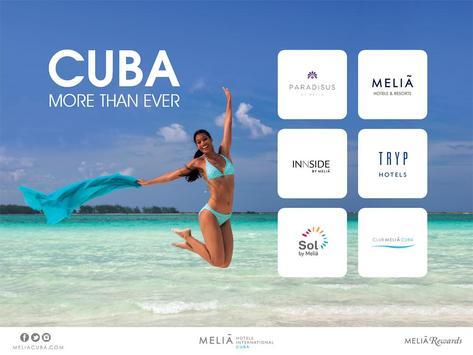 Melia Cuba poster