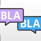 BlaBla icon