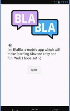 BlaBla poster