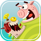 Gravity Pigs icon