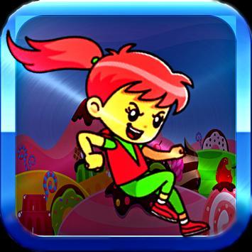 beautiful girl jump apk screenshot