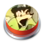 Somebody touch my SPAGHETT Button icon